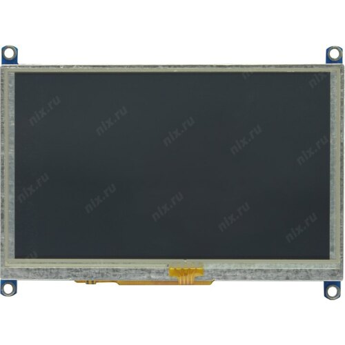 Waveshare 5 inch HDMI Resistive Touch LCD Screen 800x480 RA334