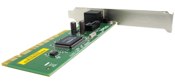 D-link dfe-520tx 10/100mbps dual-speed pci network card |