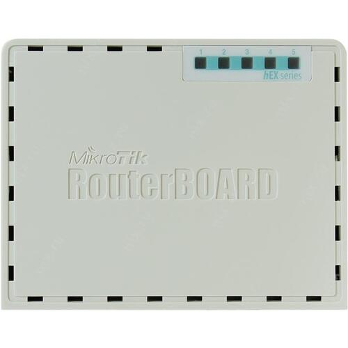 RouterBOARD hEX RB750Gr2