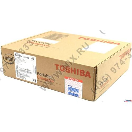 Toshiba a100-220 a low-budget model from a famous manufacturer.