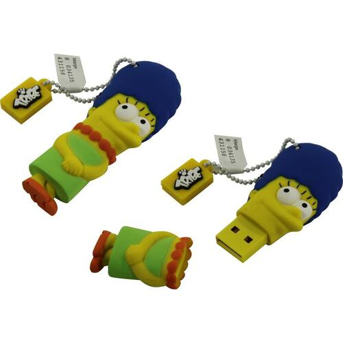 Флешка Tribe Marge Simpson 8 Гб
