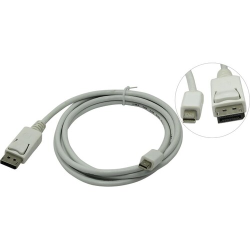 VCOM CG681-1.8м Кабель-адаптер Mini DisplayPort (M) - DisplayPort (M), 1.8м